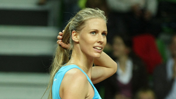 Теннисистка Елена Дементьева, 33