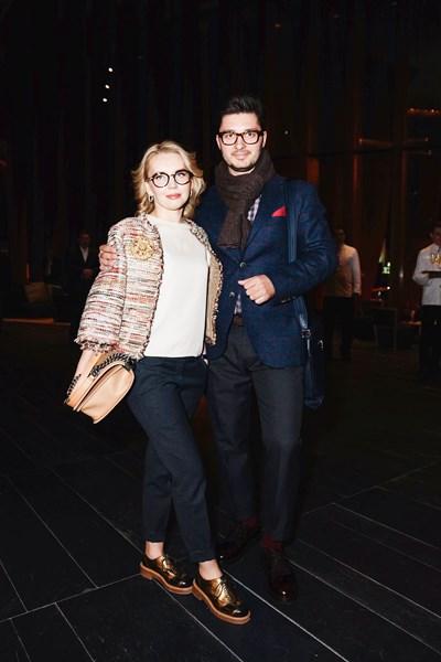 Мария Фомичева с мужем