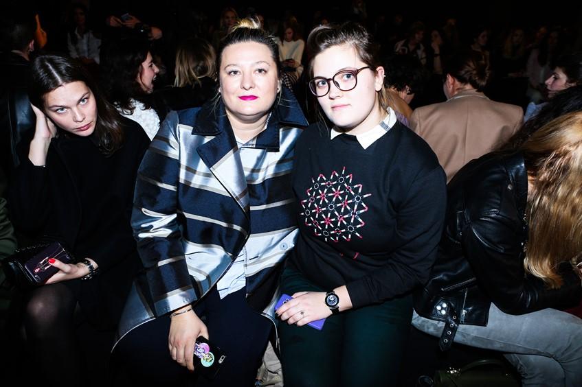 Мария Федорова с дочерью Викторией