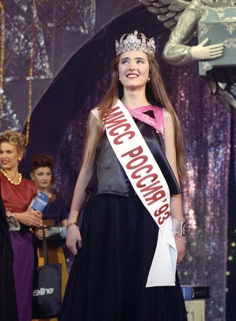 Анна Байчик, 1992 - 1993  год