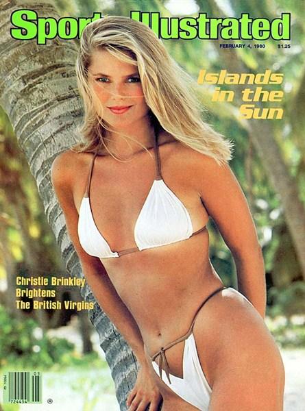 Актриса и фотомодель Кристи Бринкли (61), 1980
