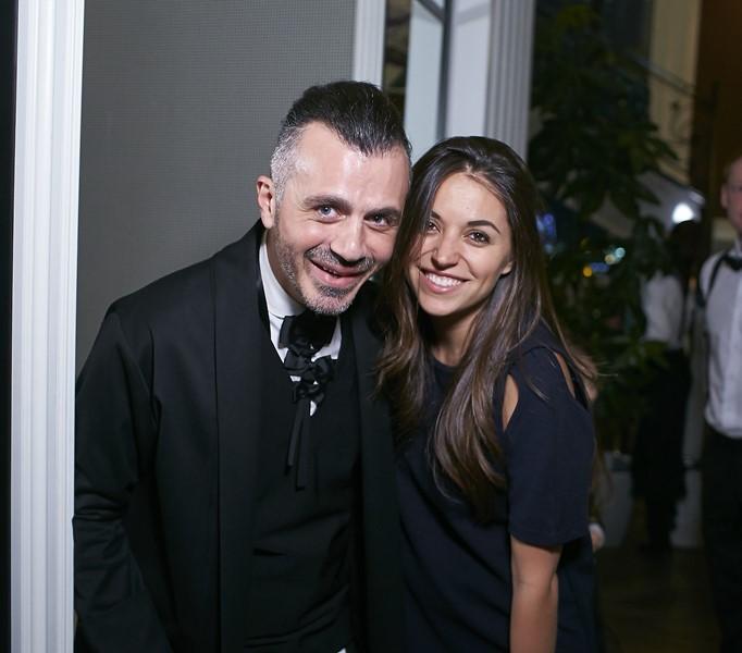 Александр Сирадекиан и Яна Валенсия