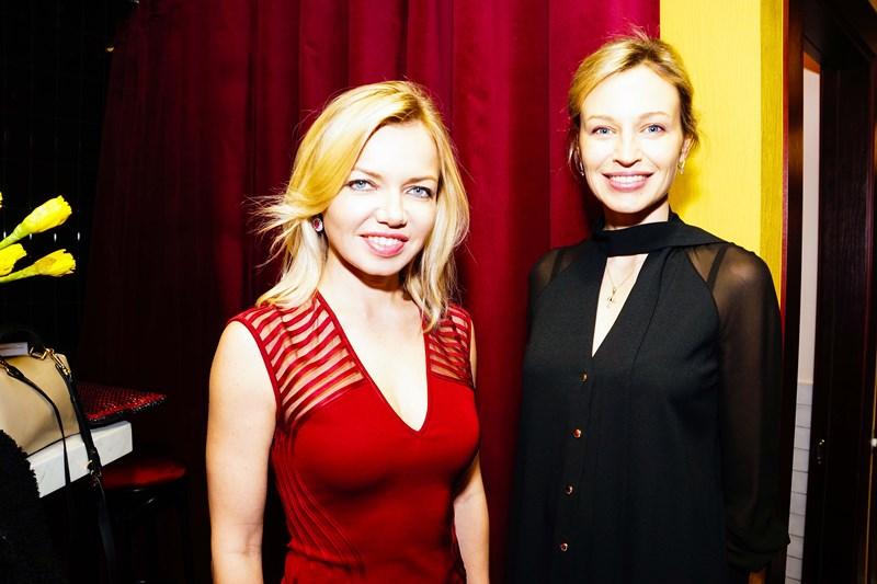 Анна Андронова и Татьяня Завьялова