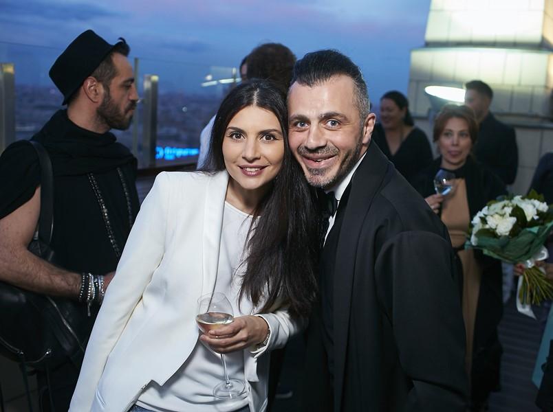 Фатима Ибрагимбекова и Александр Сирадекиан
