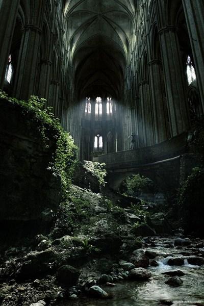 Церковь Святого Этьена, Франция.