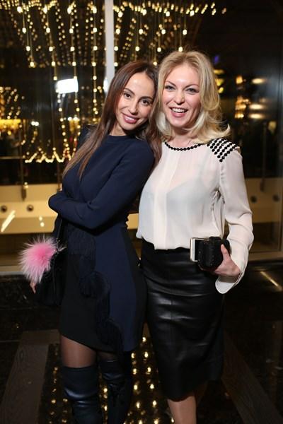 Милана Королева и Дарья Михалкова