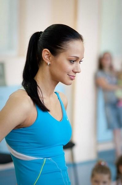 Гимнастка Ирина Чащина, 32