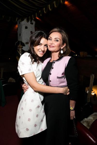 Анна Попова и Елена Маликова
