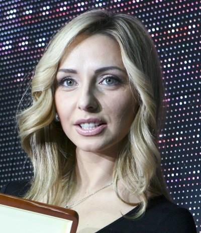 Татьяна Навка (39) – фигуристка.