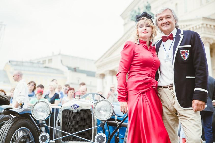 Татьяна и Андрей Паньковские