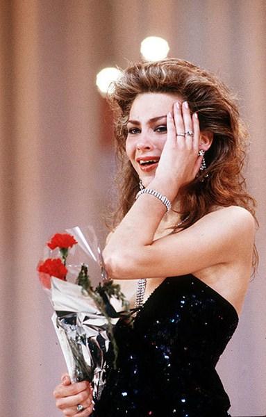 Юлия Суханова, 1989 -1991 год