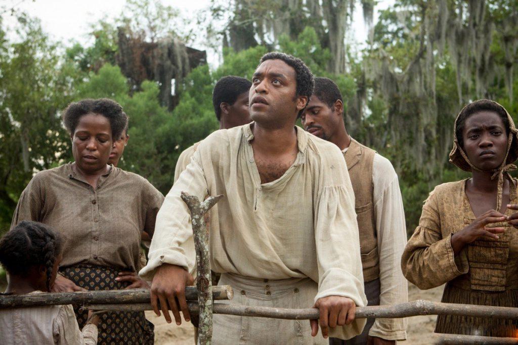 «Двенадцать лет рабства», 2013