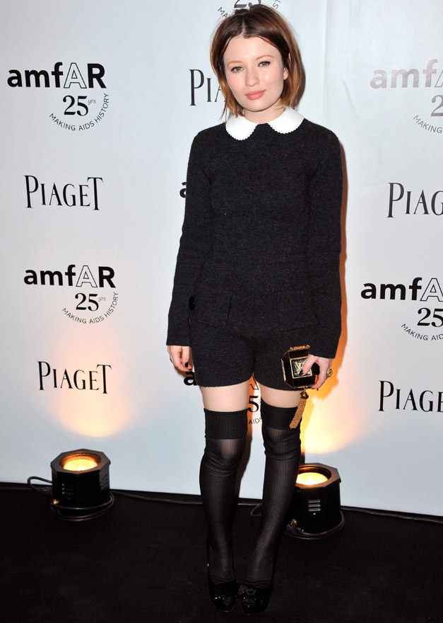 Актриса Эмили Браунинг (26)