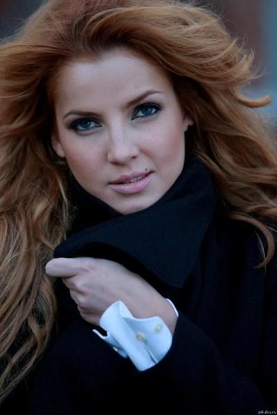 Российская телеведущая Мария Бондарева, 31