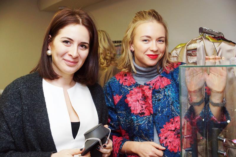 Диана Джанелли и Анжелика Тиманина