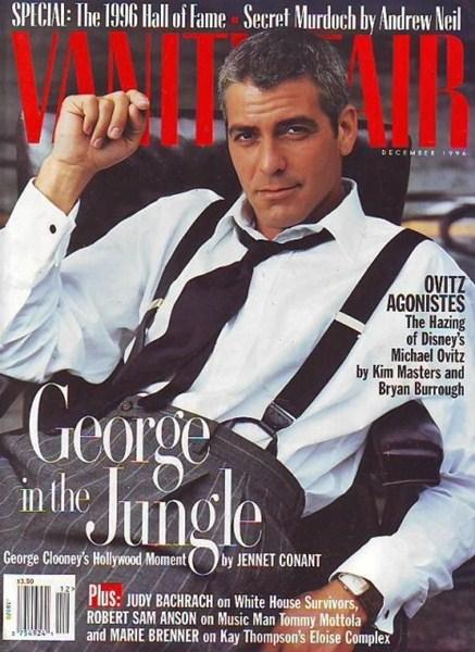 Актер Джордж Клуни, 54