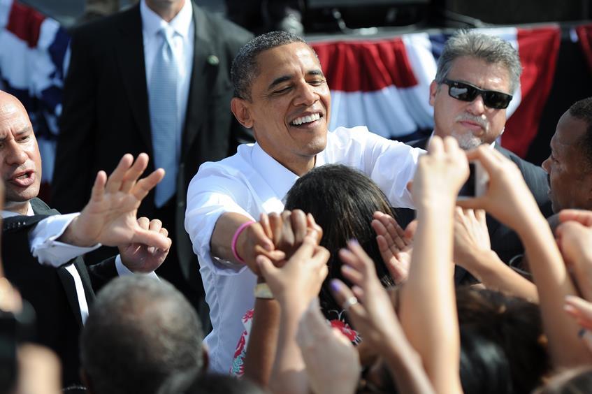 Барак Обама (53), президент США