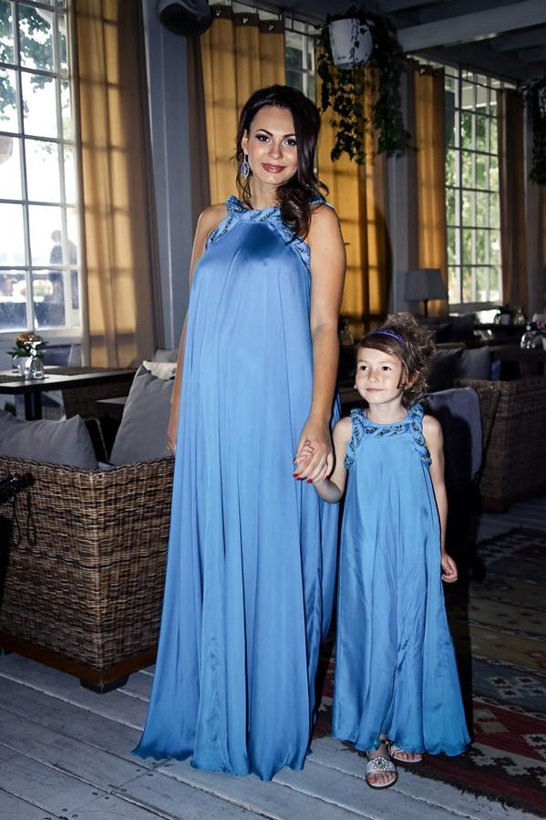Инна Жиркова с дочерью