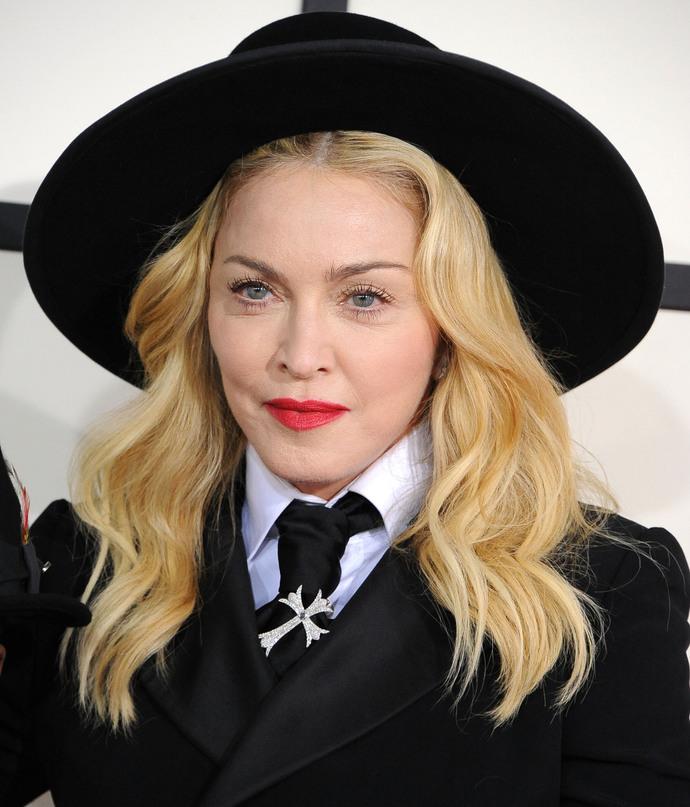 Певица Мадонна (56)