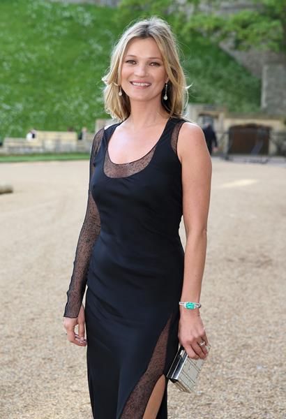 Кейт Мосс (40), супермодель и актриса