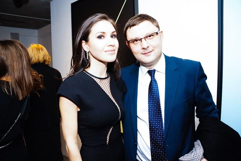 Мариана Гогова и Василий Церетели