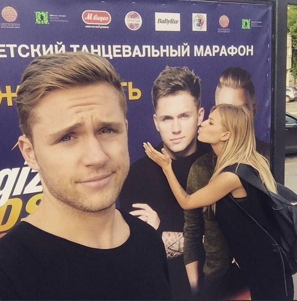 Влад Соколовский ревнует свою любимую Риту Дакоту к другим мужчинам.