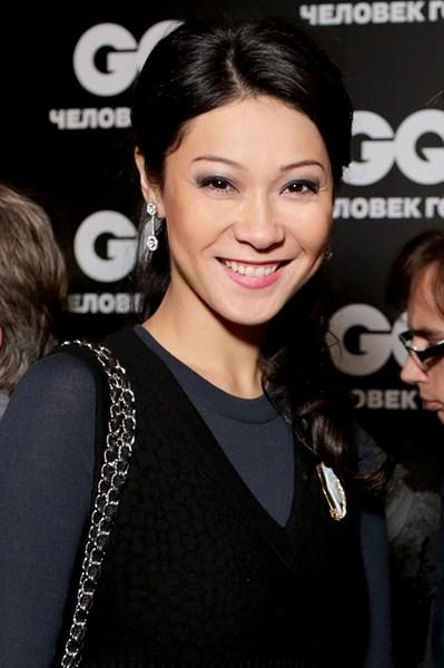 Российская телеведущая Марина Ким, 31