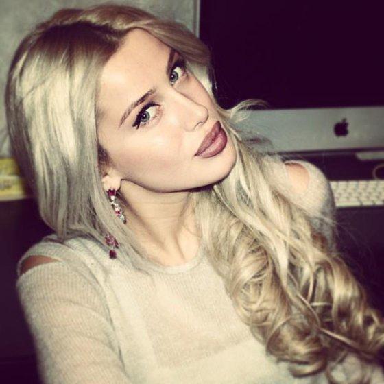 Миранда Шелия [23] - грузинка.