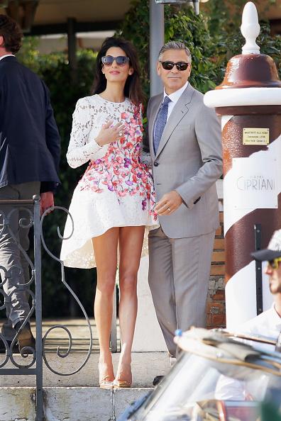 Адвокат Амаль Клуни (36)