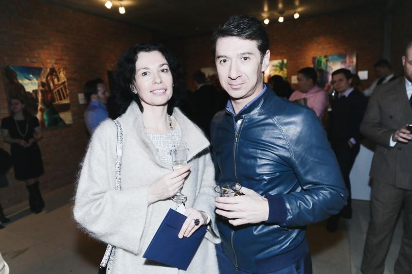 Жанна Киктенко и Джумбер Саамов