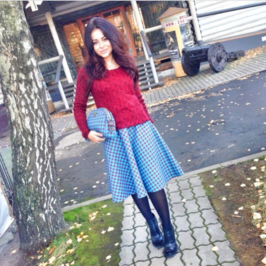 Лиана Агабабян [25] – армянка. Заместитель исполнительного директора Фонда содействия национальному согласию «Россия для всех».