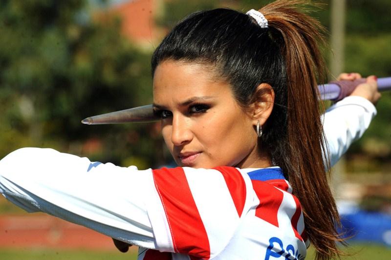 Легкооатлетка Лерин Франко, 33