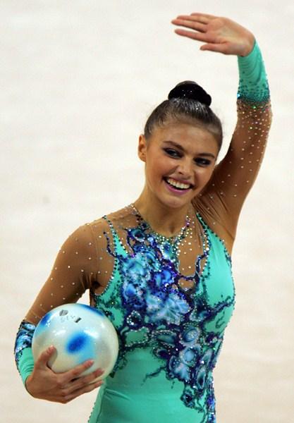 Гимнастка Алина Кабаева, 31