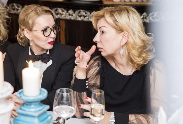 Марина Фомичева и Марианна Осликовская