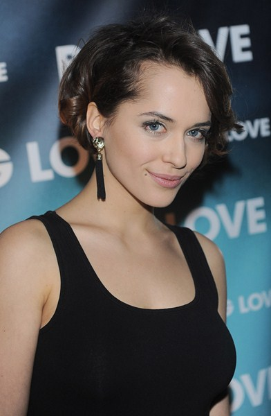 Актриса Александра Хамкало, 26