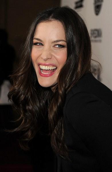 Актриса Лив Тайлер, 37