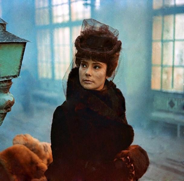 Татьяна Евгеньевна Самойлова (1934 – 2011) - российская киноактриса, народная артистка России.
