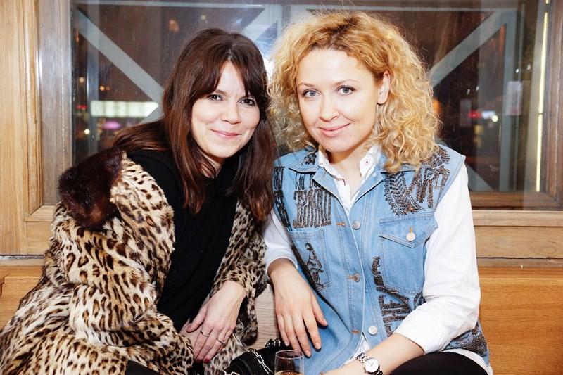 Наталья Туровникова и Инна Монова