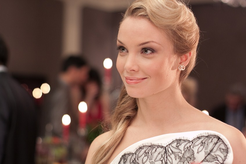 Татьяна Арнтгольц (32) - российская актриса театра и кино.