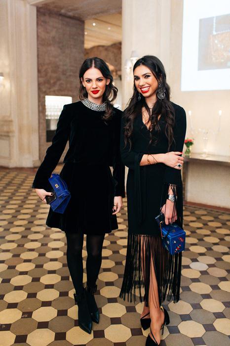 Анастасия Беляк и Елена Кириченко
