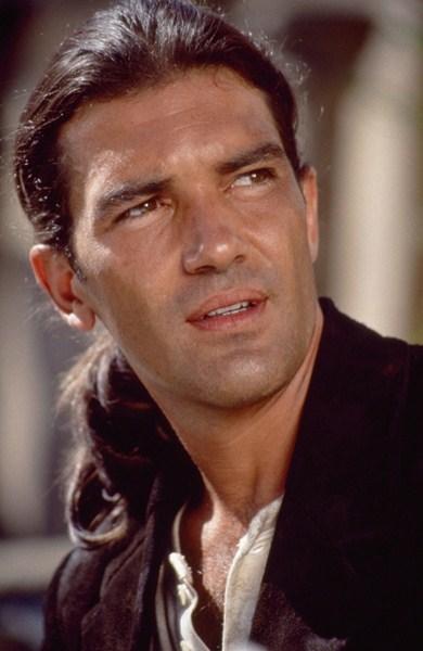 Актер Антонио Бандерас, 54