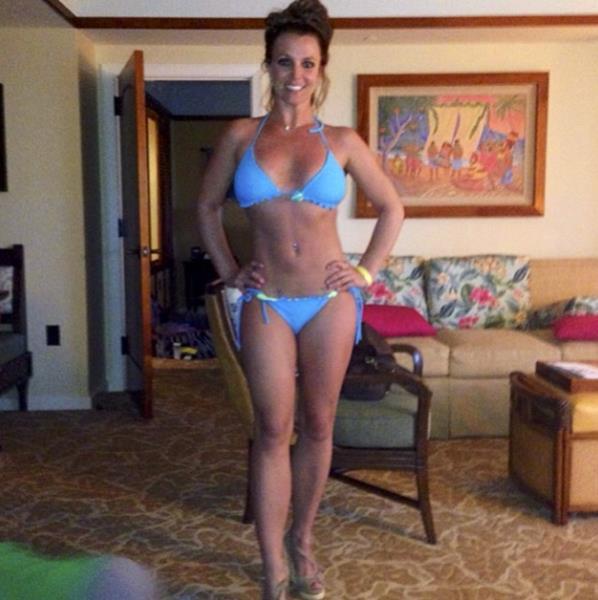 Бритни Спирс (33), певица