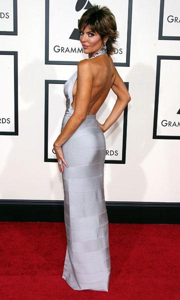Телеведущая Лиза Ринна (51) 2008 год.