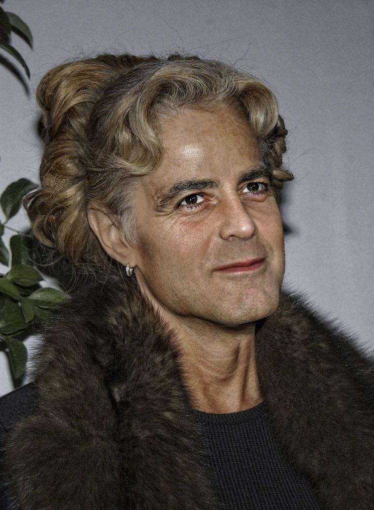 Джордж Клуни (54)