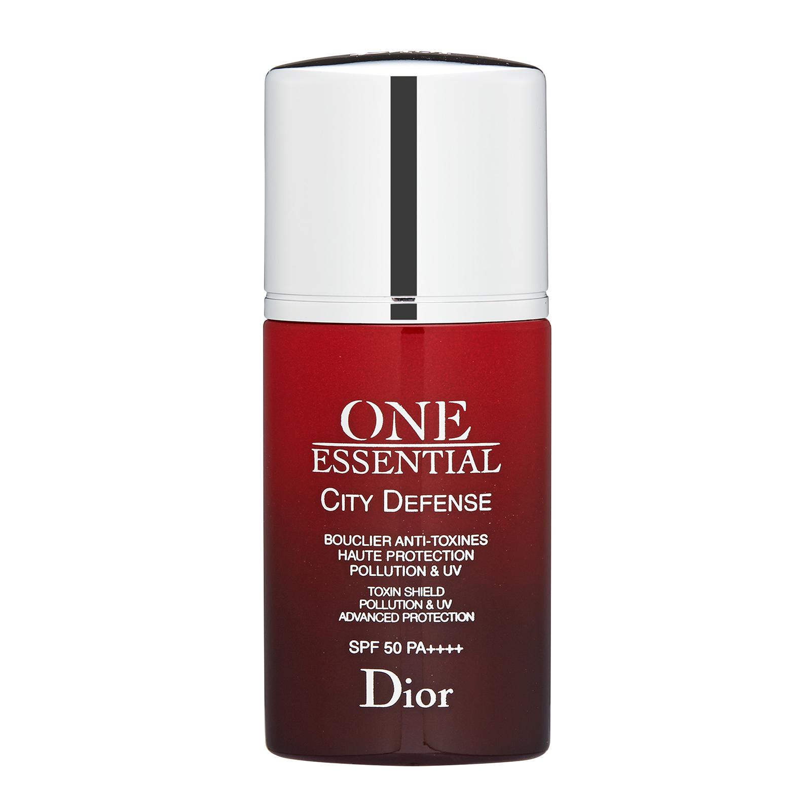 Защитный экран-cыворотка One Essential City Defense SPF50 PA++++, Dior