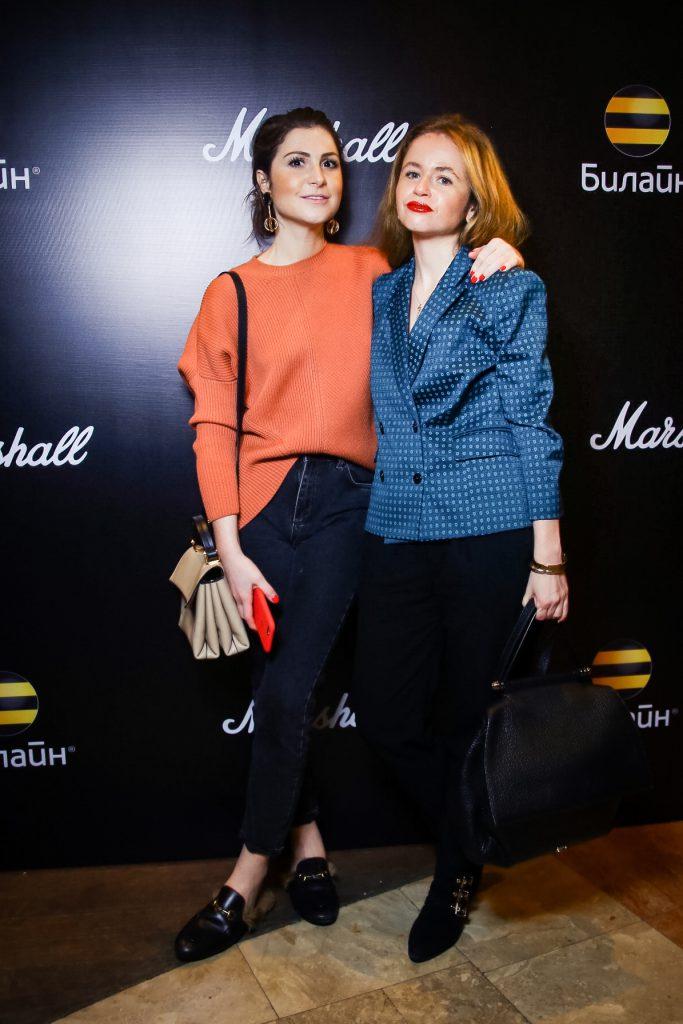 Лаура Джугелия и Ната Ворник