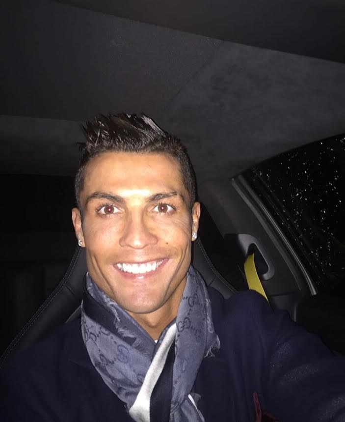 Криштиану Роналду (31)