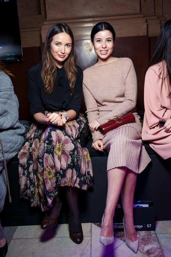 Екатерина Мечетина и Анна Ивченко