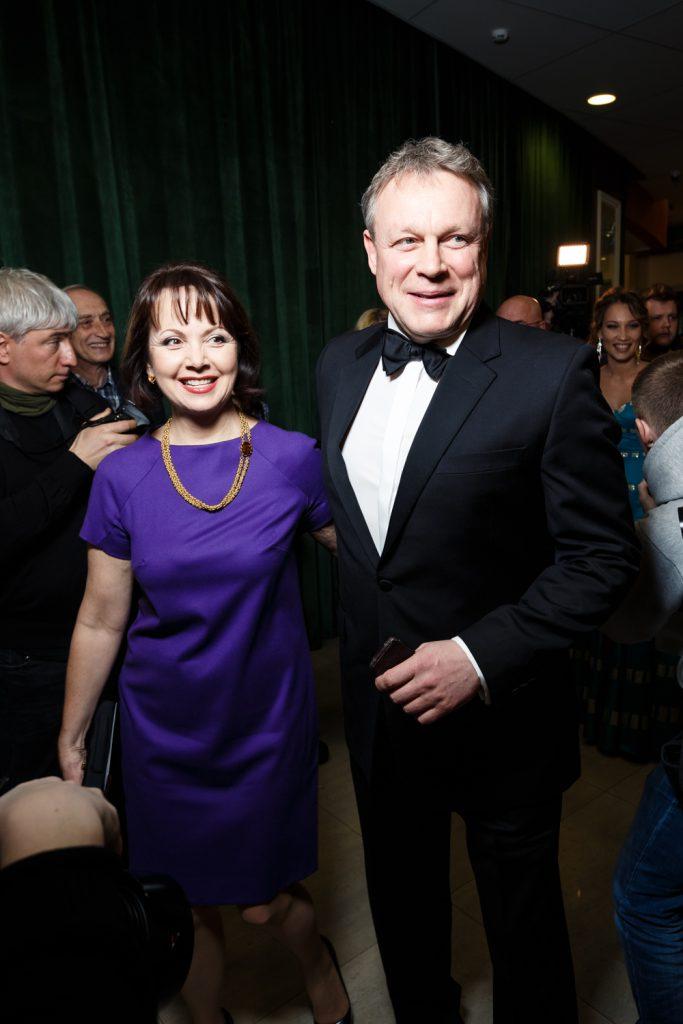 Вера и Сергей Жигуновы