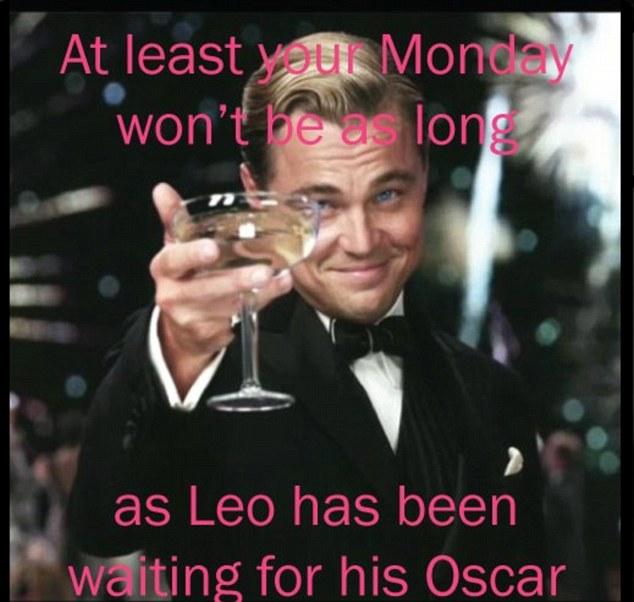 Понедельник будет не таким длинным, как ожидание Лео!